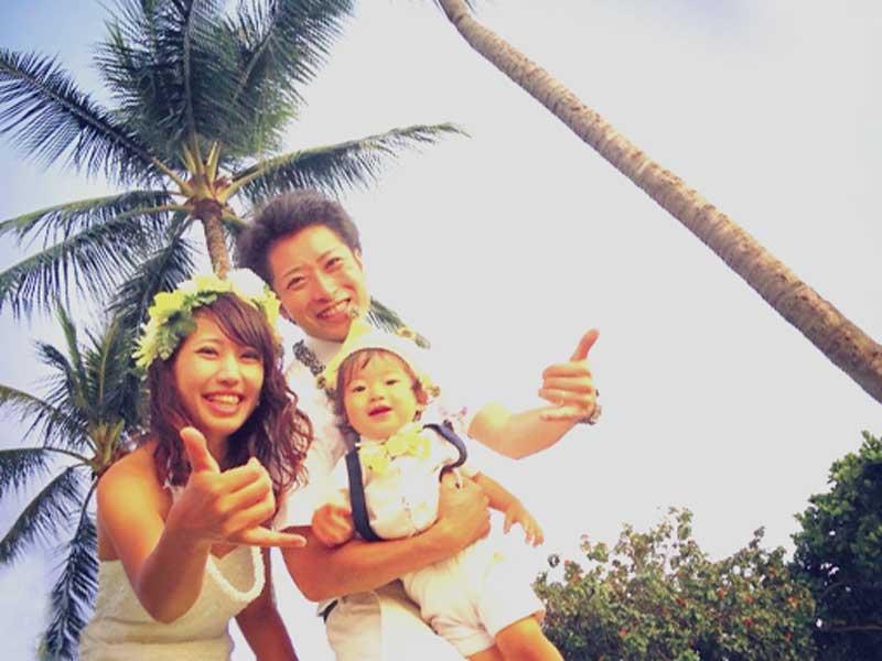 子連れ結婚で幸せな家族