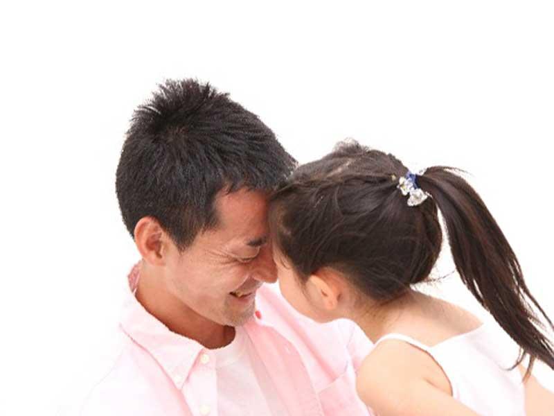 娘と仲がいい父親