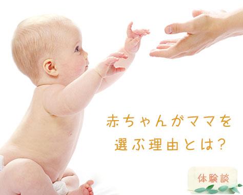 赤ちゃんがママを選ぶ?中間生記憶を持つ子供の7つのお話
