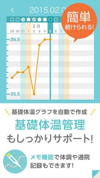 コウノトリ(アプリ画面キャプチャ)