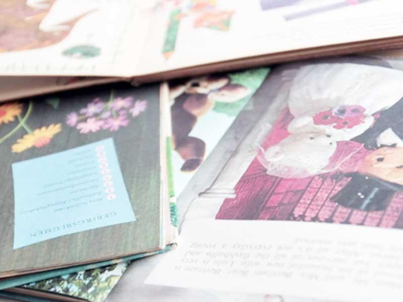 胎教用の絵本