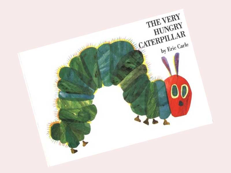 Hamish Hamilton「The Very Hungry Caterpillar」