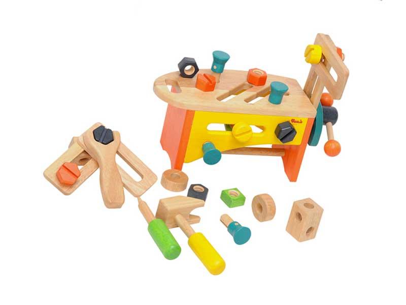 ツールボックス [3歳誕生日 大工遊び]