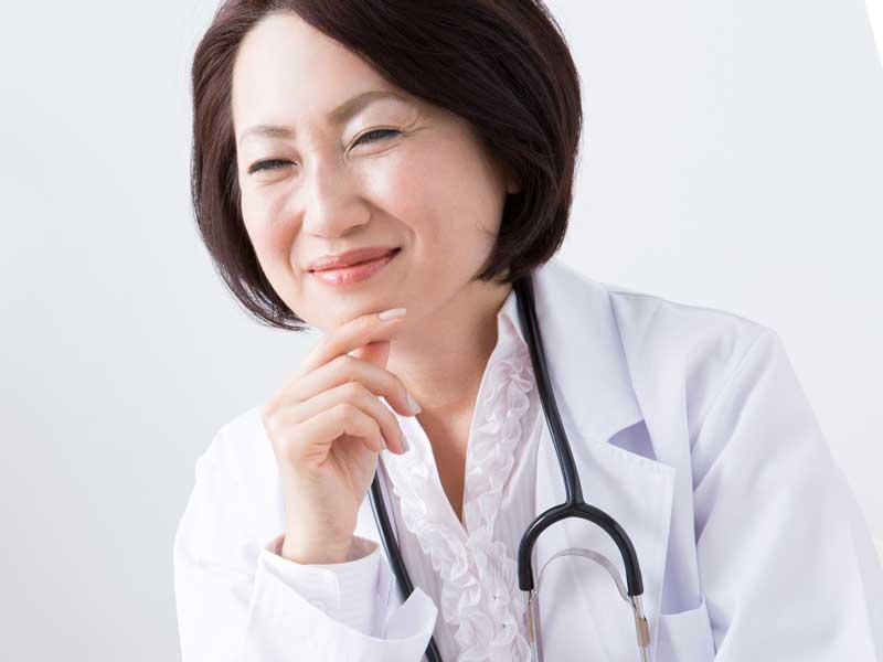 病院の医師