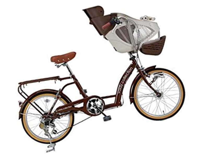 voldy(ボルディー) 子供乗せ自転車