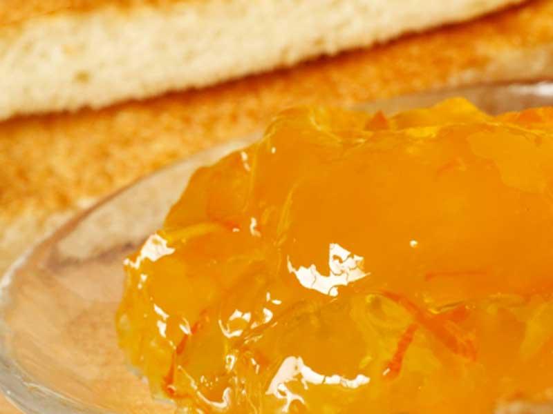 柑橘系のマーマレード
