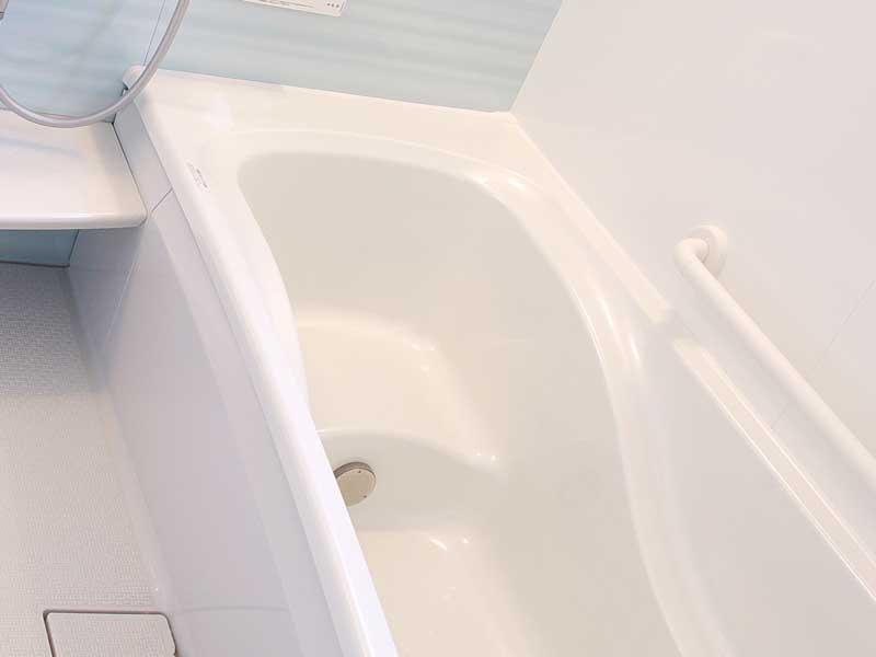 綺麗な浴槽
