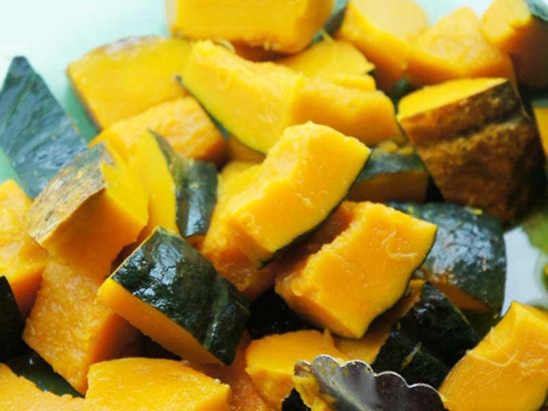 栄養素がバランスよく含まれるかぼちゃ