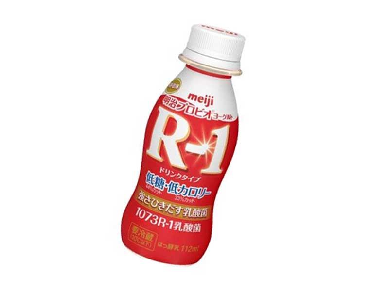 プロビオヨーグルトR1ドリンクタイプ低糖低カロリー