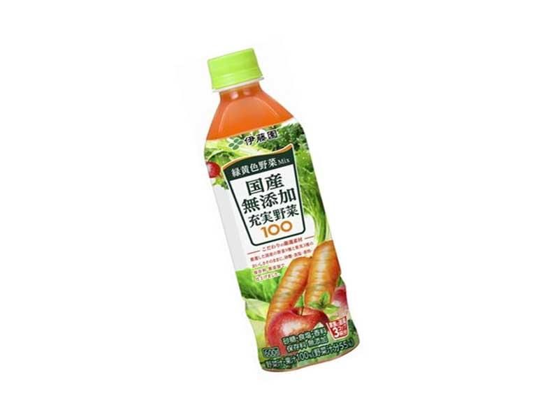 国産無添加充実野菜(野菜ジュース)