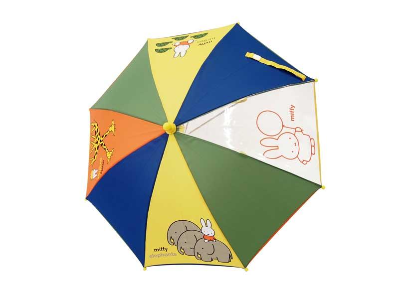 ミッフィー子供傘