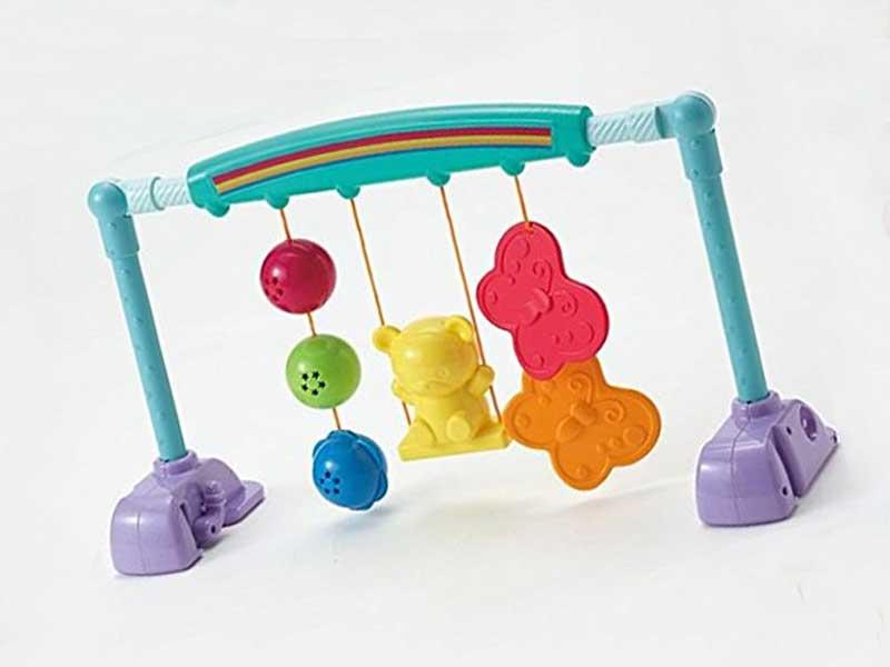 うちの赤ちゃん世界一 新生児から遊べるベビージム