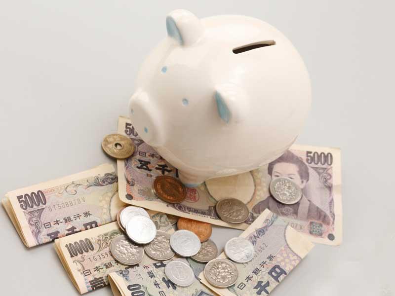 貯金のイメージ