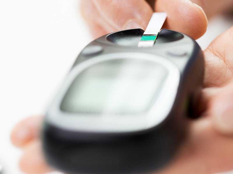 血糖計測器