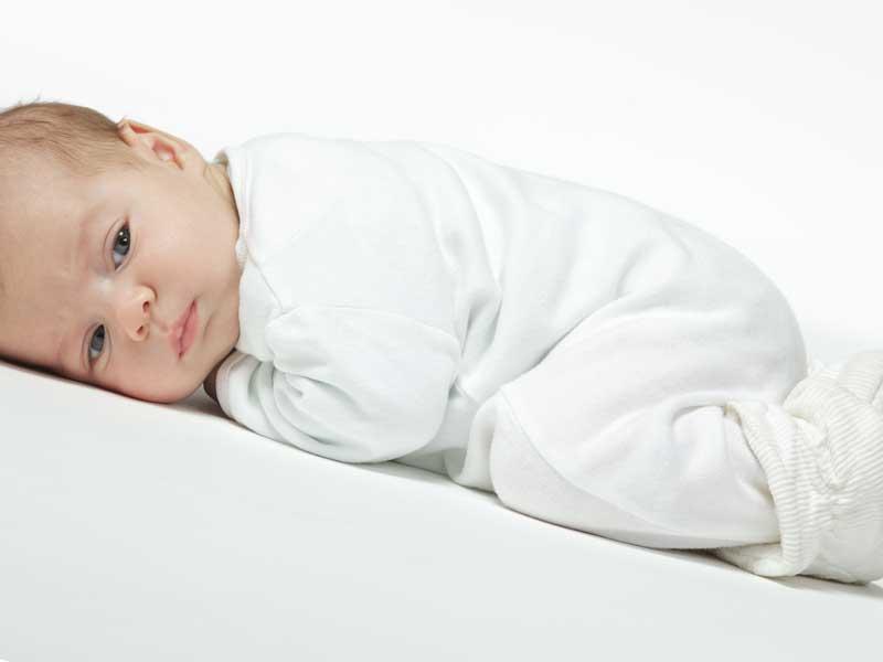 生まれたばかりの赤ちゃん