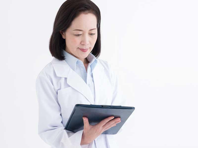 助産院の医師