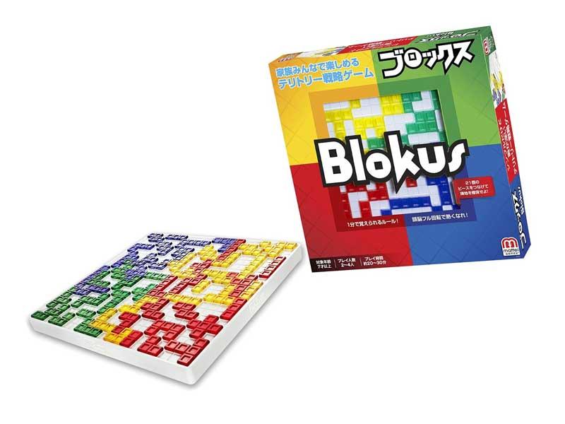 ボードゲームのブロックス