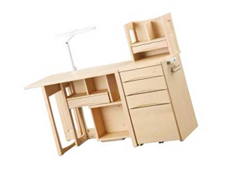 学習机のSTUDY UP DESK alf