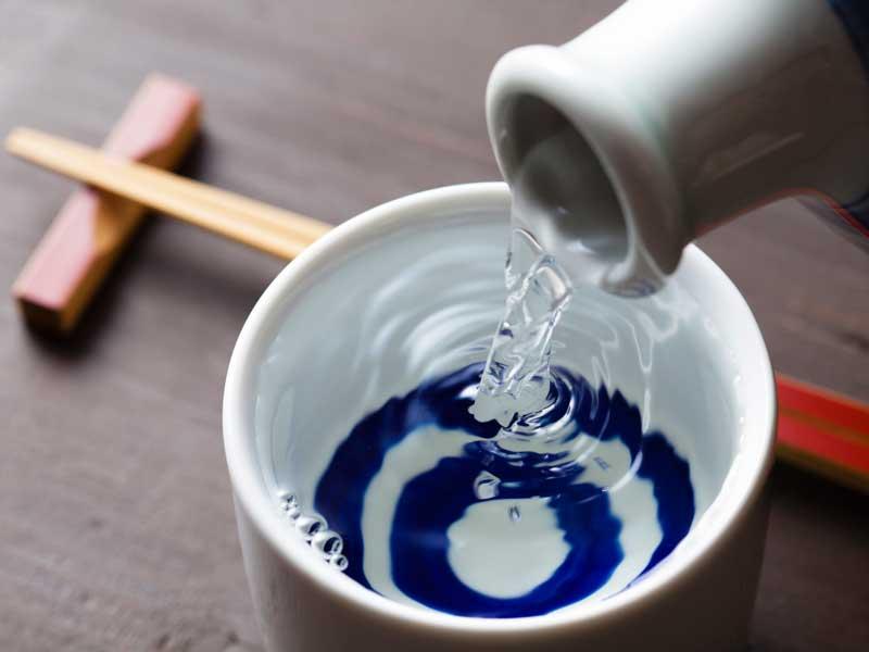 お祝い用の日本酒