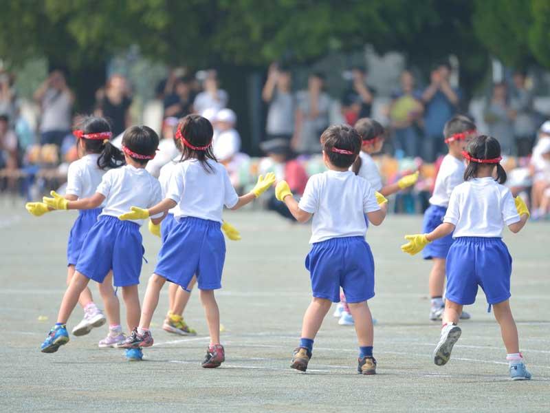 子供の運動会