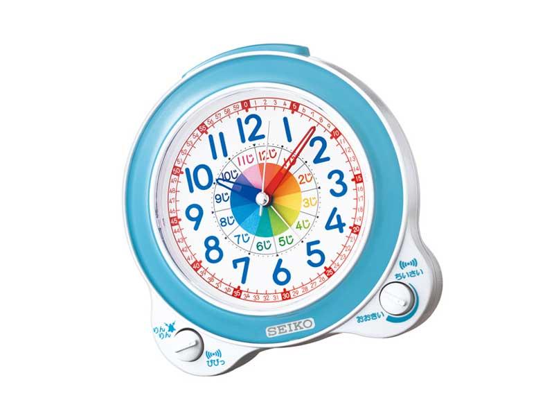 セイコークロック知育時計
