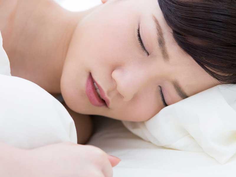 不眠の妊婦さん