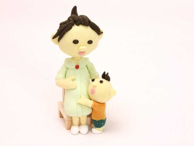 子供と妊婦のママの小物