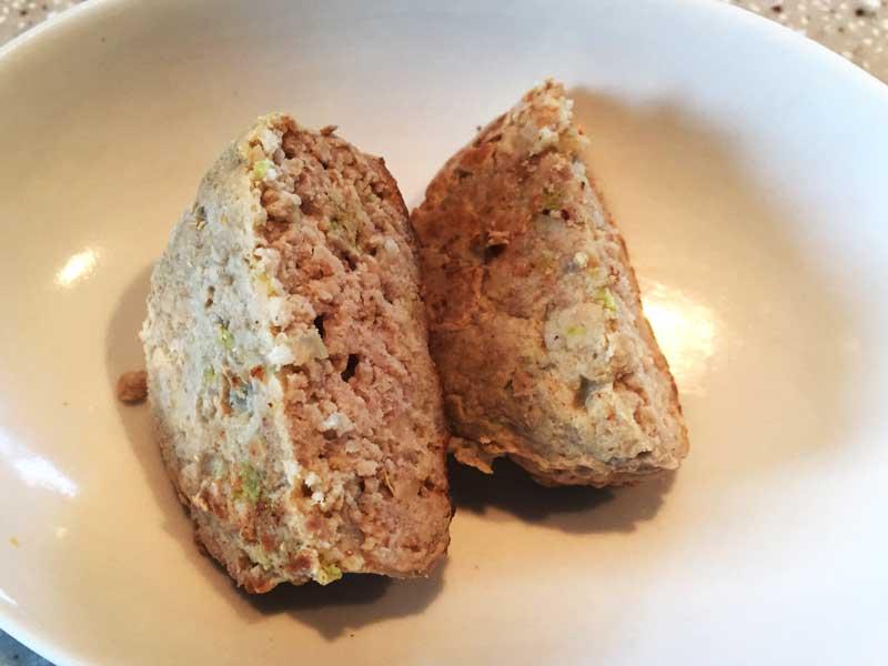 白菜ハンバーグ