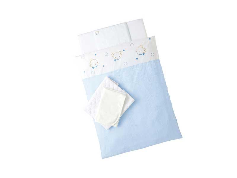 ファミリア赤ちゃん用布団寝具セット(160504)
