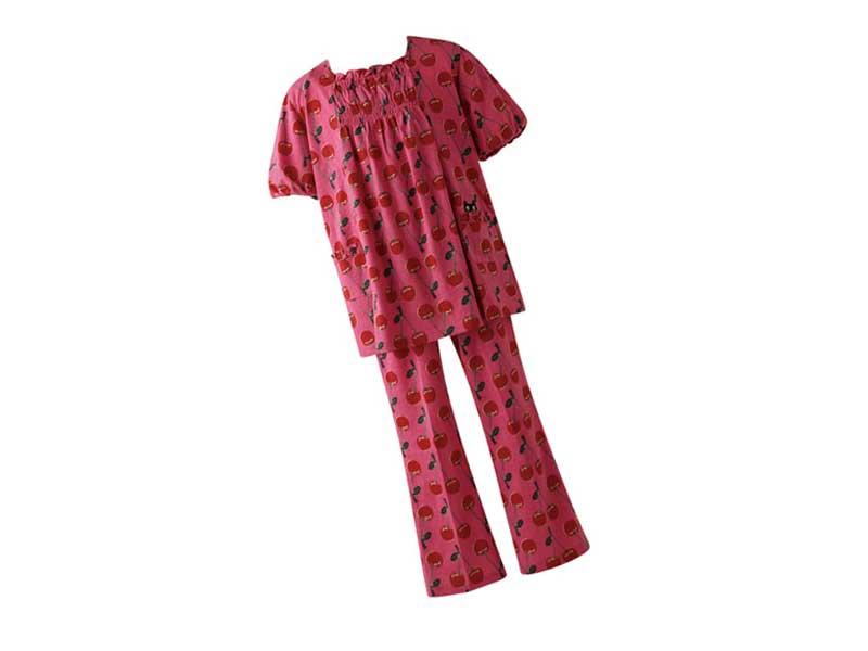 キッズジュニア女児パジャマ