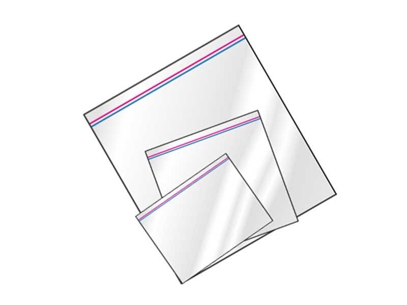 冷凍保存袋のイラスト