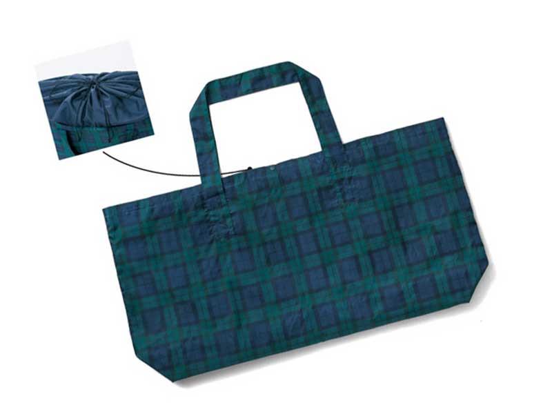 撥水加工の布団持ち運びバッグ