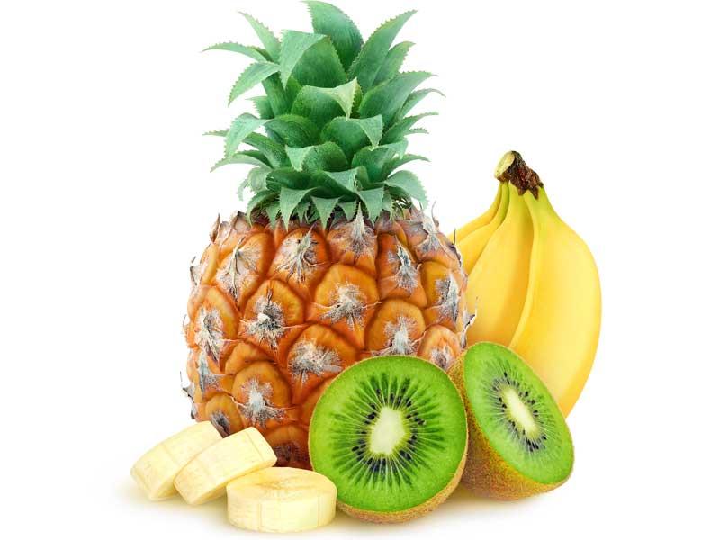 熱帯地方の果物