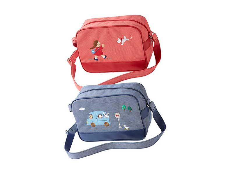 ファミリアの幼稚園バッグ