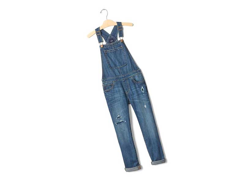 GAPのrepair denim    overalls