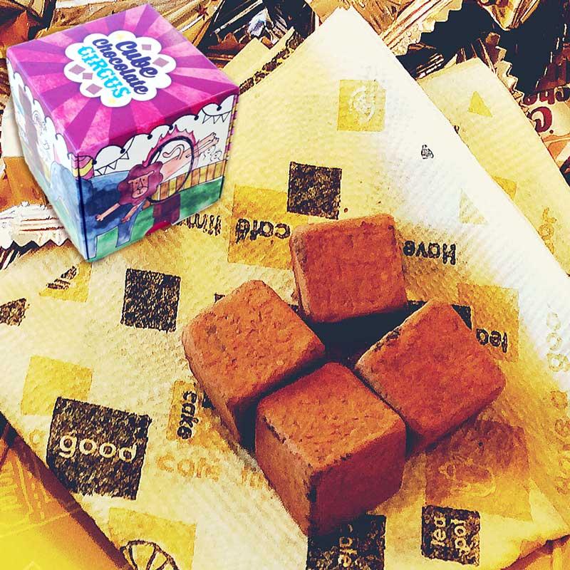 カルディオリジナルキューブチョコレートサーカス