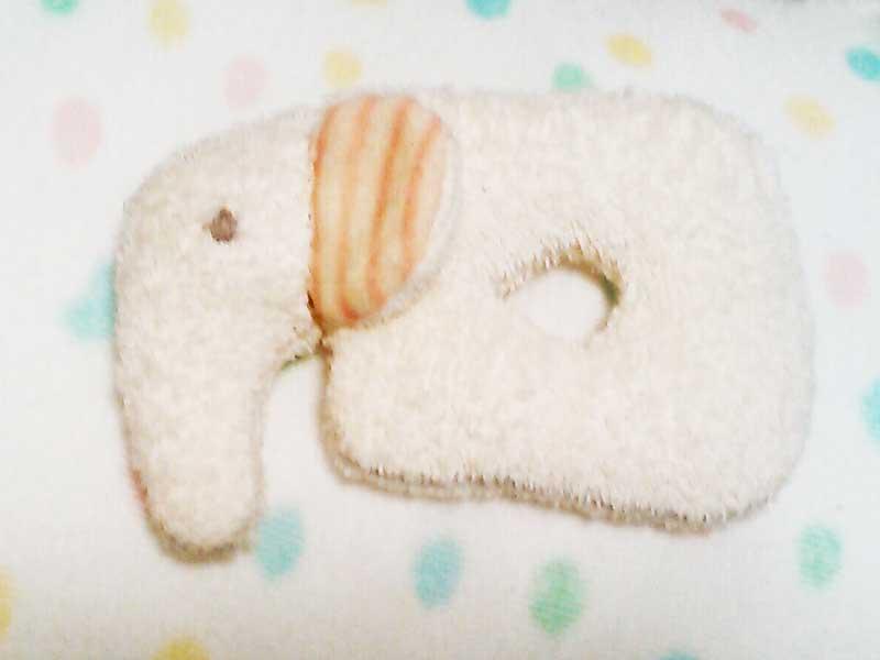 布製の手作りおもちゃ