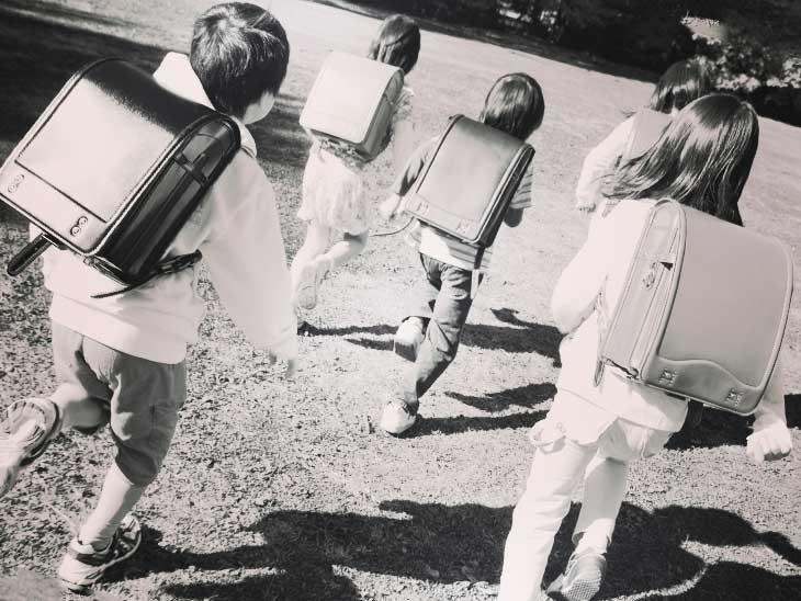 昔の小学生