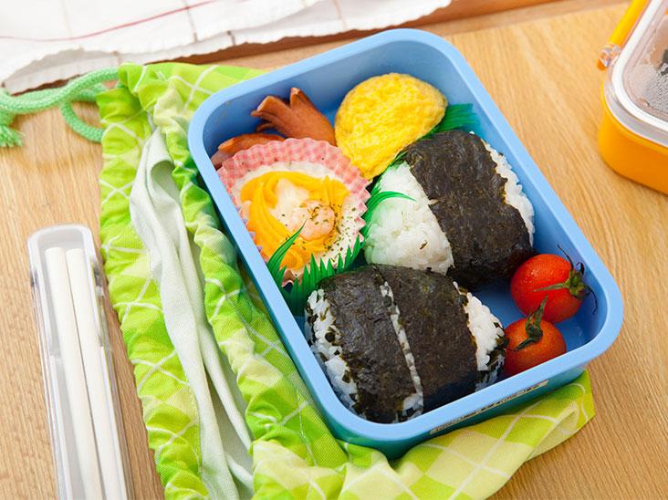 幼稚園男児のお弁当