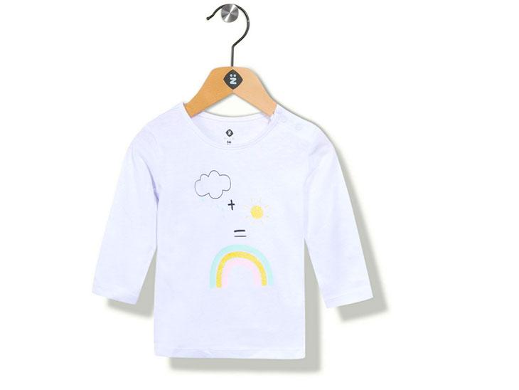 Z generationの子供用Tシャツ