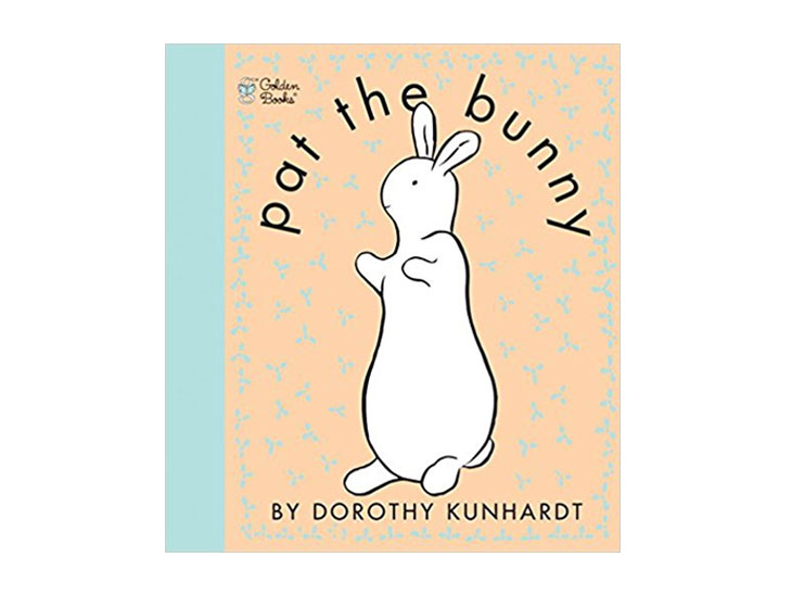 「Pat the Bunny」本