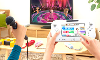 「Nintendo × JOYSOUND Wii カラオケ U」