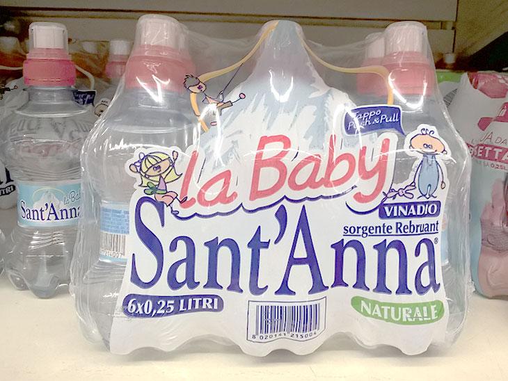 Sant'Annaのベビーボトルの写真