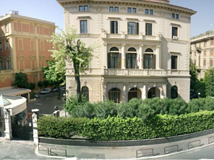 イタリアにある日本大使館