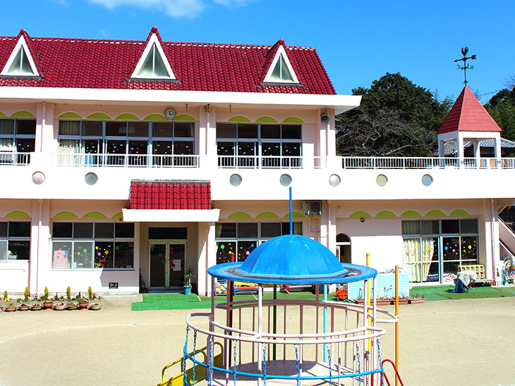 私立の幼稚園