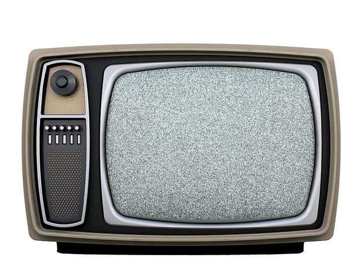 テレビの砂嵐