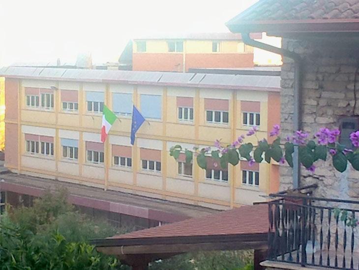 イタリアの中学校