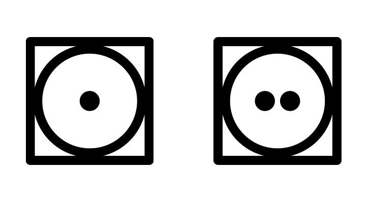 乾燥機の表示マークの種類