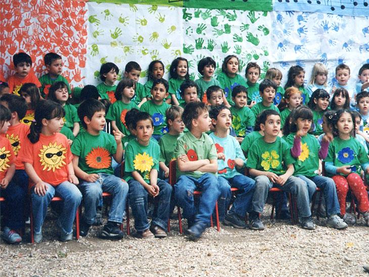 イタリアの幼稚園
