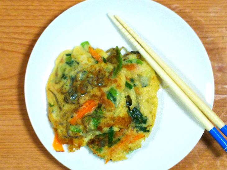 わんぱく野菜焼き